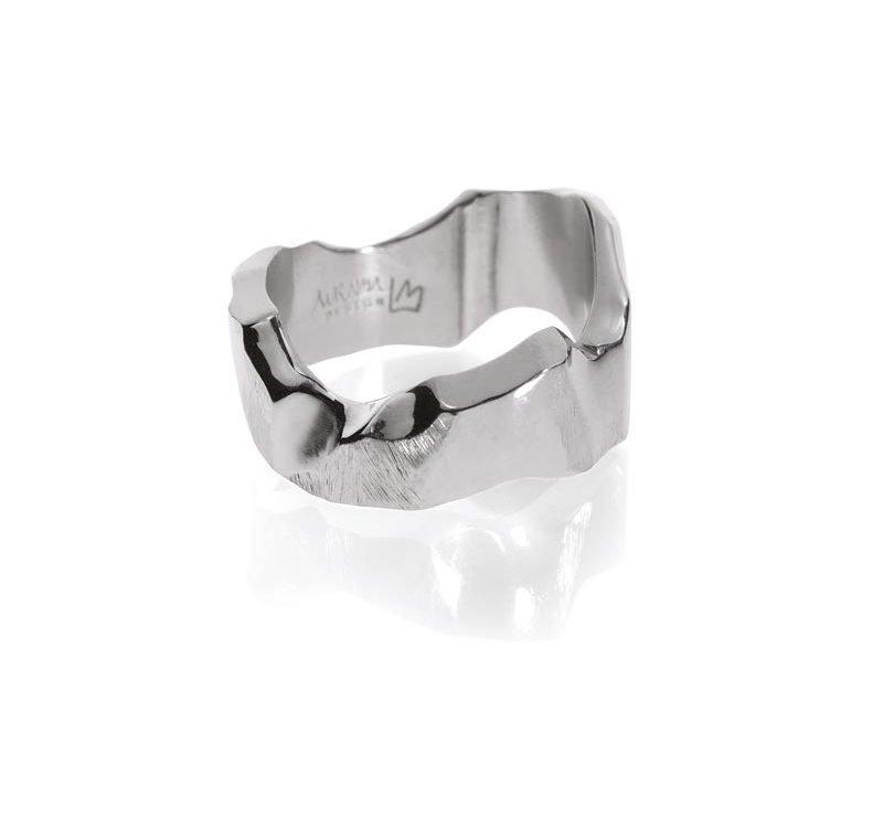 Stone-anello-in-acciaio-anallergico